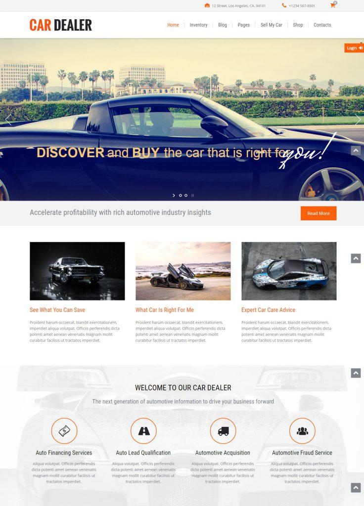 screenshot-cardealer.webtemplatemasters.com 2016-05-24 11-37-11