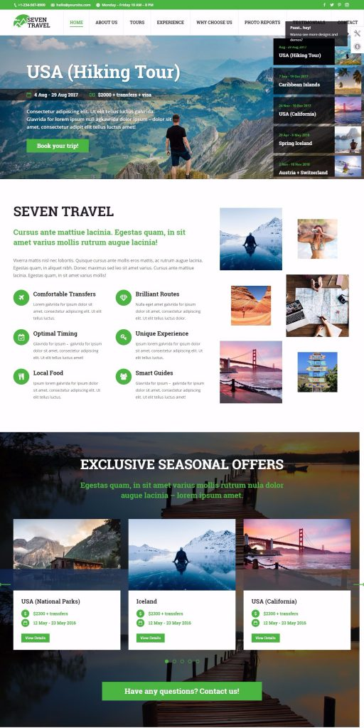 mau-website-dich-vu-du-lich-the7-travel-agency