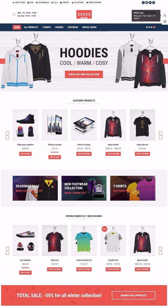mau-website-shop-the7-woocomerce