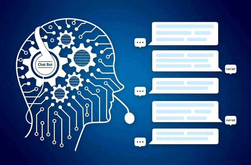 Chat bot, trí tuệ nhân tạo giúp cho website trở nên đẹp hơn, chuyên nghiệp hơn.