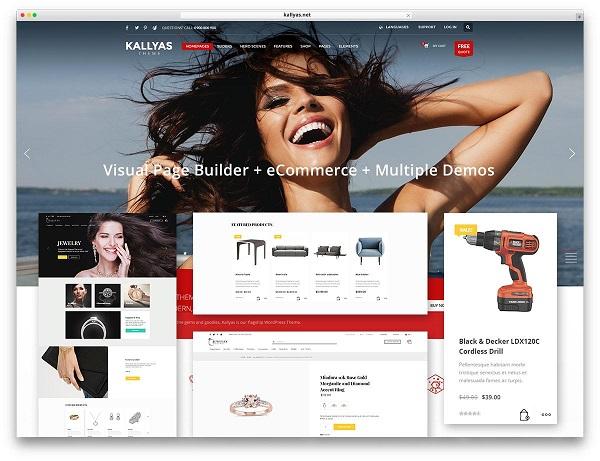 Nguồn tham khảo mẫu thiết kế website đẹp theo chuyên ngành