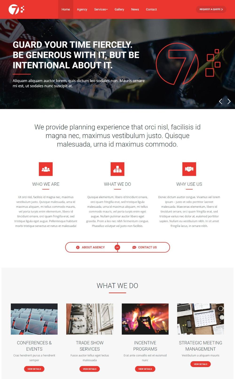 mau-website-Event Agency
